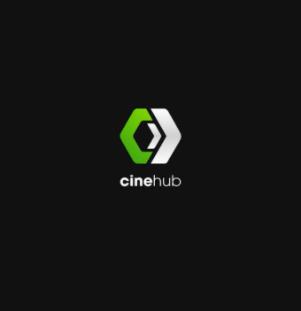 CineHub App Homepage